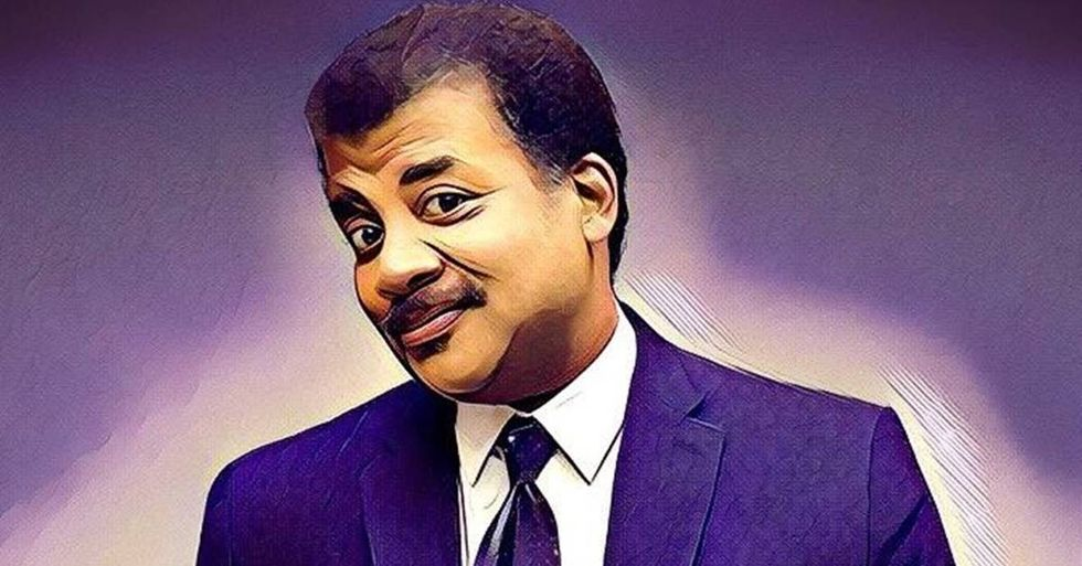 Neil deGrasse Tyson Challenges Trump To 'Make America Smart Again'