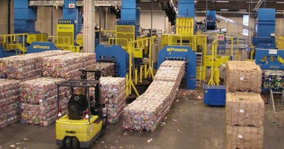 Sweden's Recycling Program Is So Good, Other Countries Are Sending Them Their Garbage