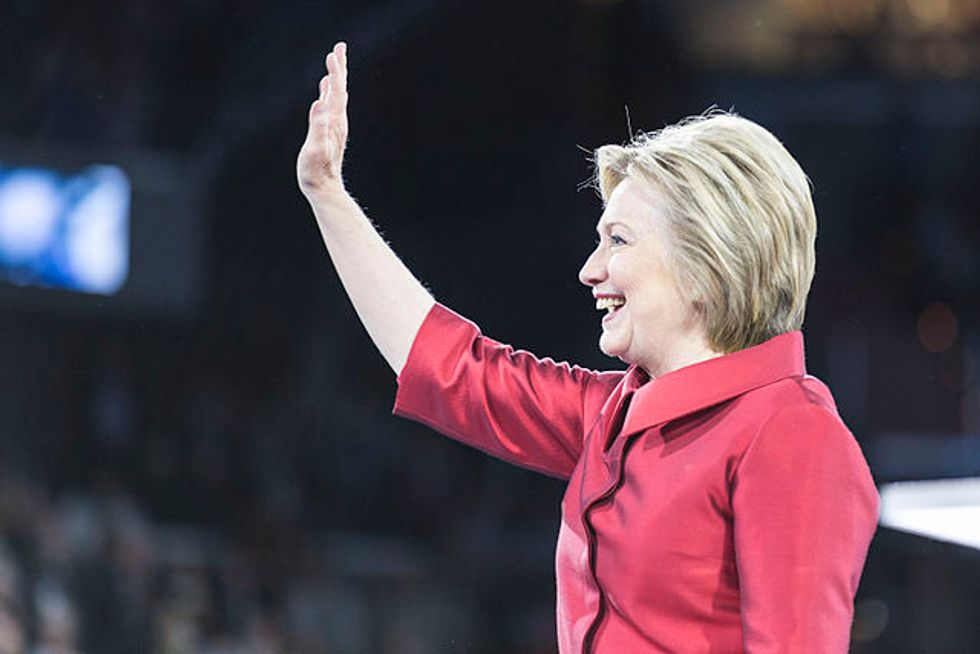 Hillary Clinton Is Ready For A Comeback