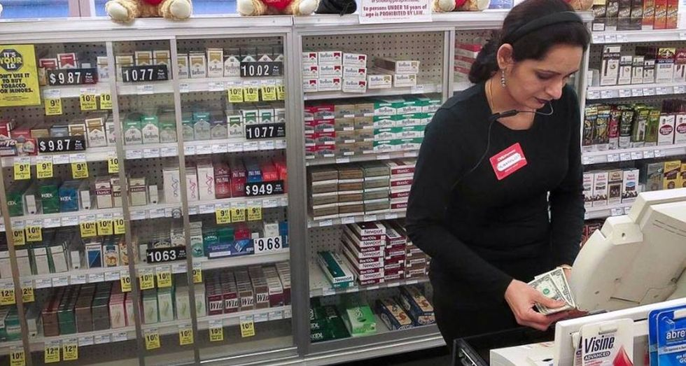 After CVS Stopped Selling Tobacco Products, Cigarette Sales Dropped In 13 States