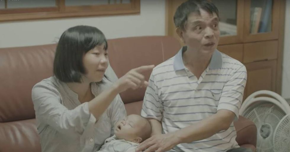 Video Of A Taiwanese Father's Love For His Lesbian Daughter Goes Viral