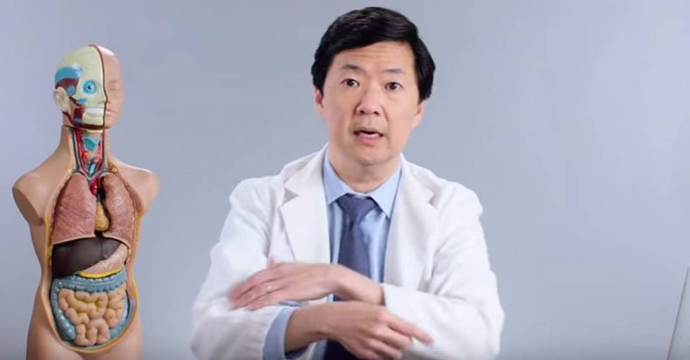 Comedian Ken Jeong Answers Real Medical Questions