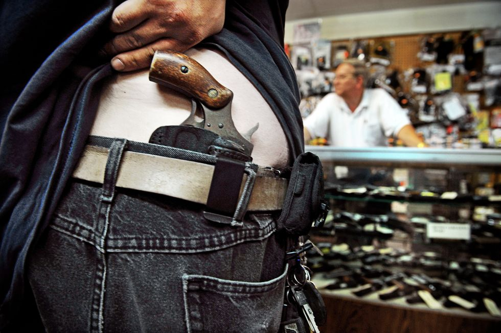 Arkansas Is Already Rethinking The Law It Just PassedAllowing Guns In Stadiums