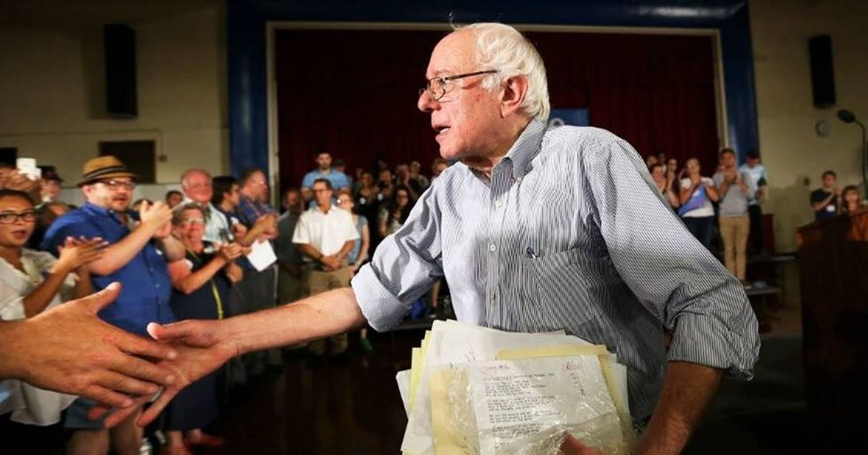 Bernie Sanders To Introduce A 'Medicare-For-All' Bill To Congress