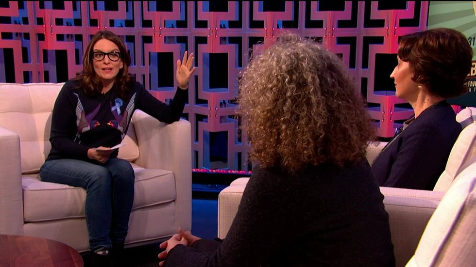 Tina Fey Has A Message For White Women Who Voted For Donald Trump