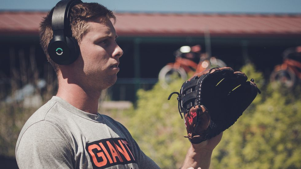TheSan Francisco Giants Think These Headphones Will Help Them Win