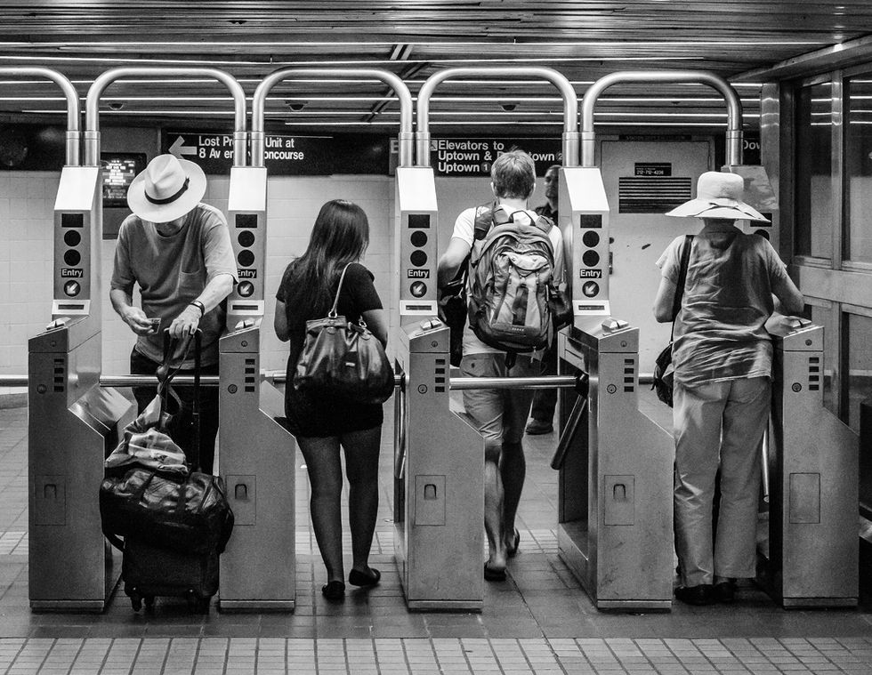 How A Recent Subway Fare Hike Inspired Spontaneous Philanthropy