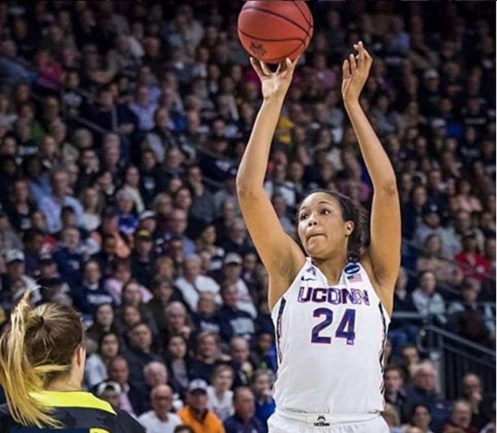Even In Defeat, UConn's Effect On Women's Sports Endures