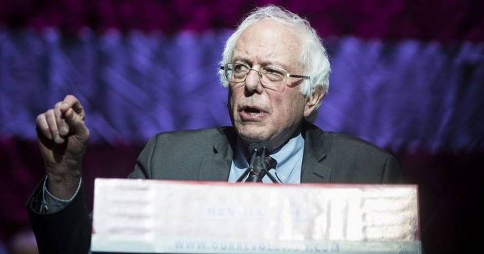 Senator Bernie Sanders Introduces The 'College For All' Act
