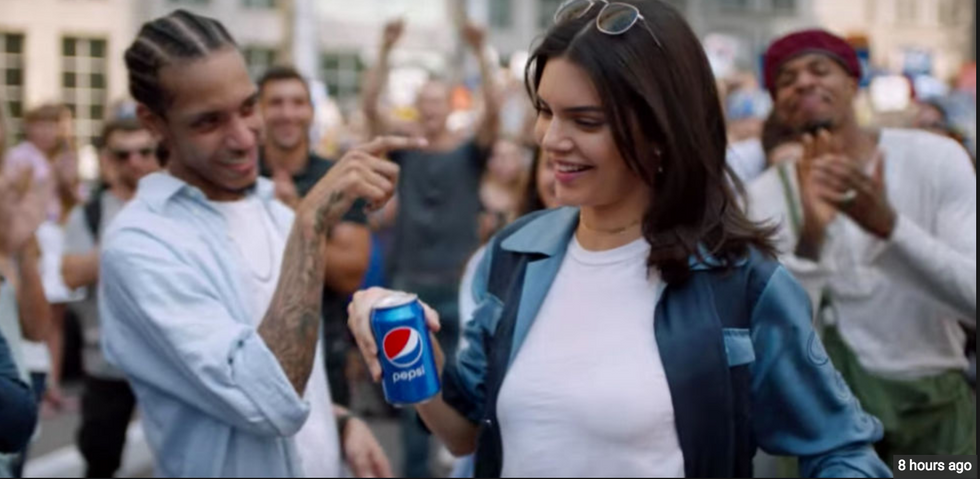 This New Pepsi Spot With Kendall Jenner Is The Most Tone-Deaf Ad Of All Time