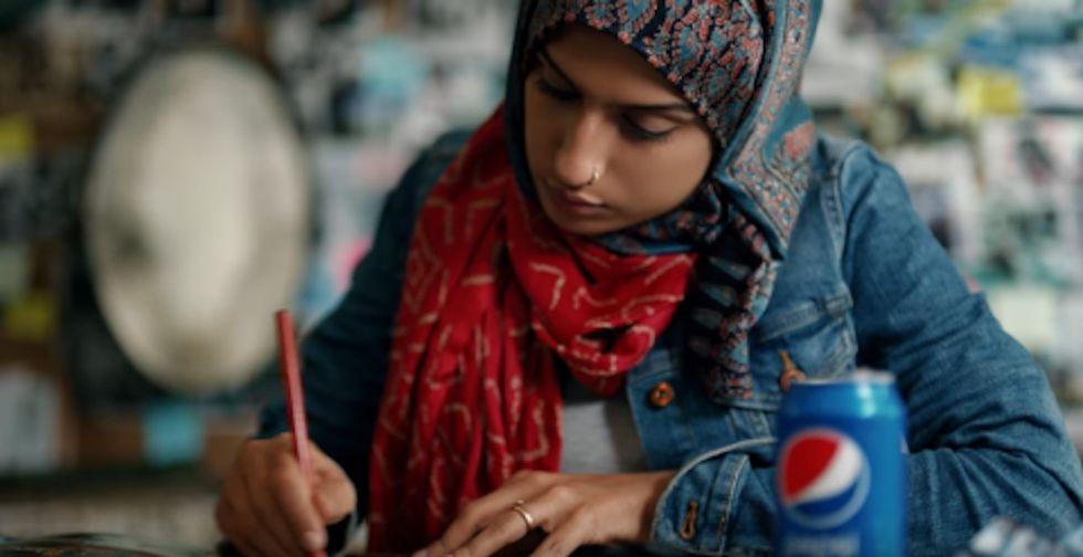 Stop Using Muslim Women To Sell Soda