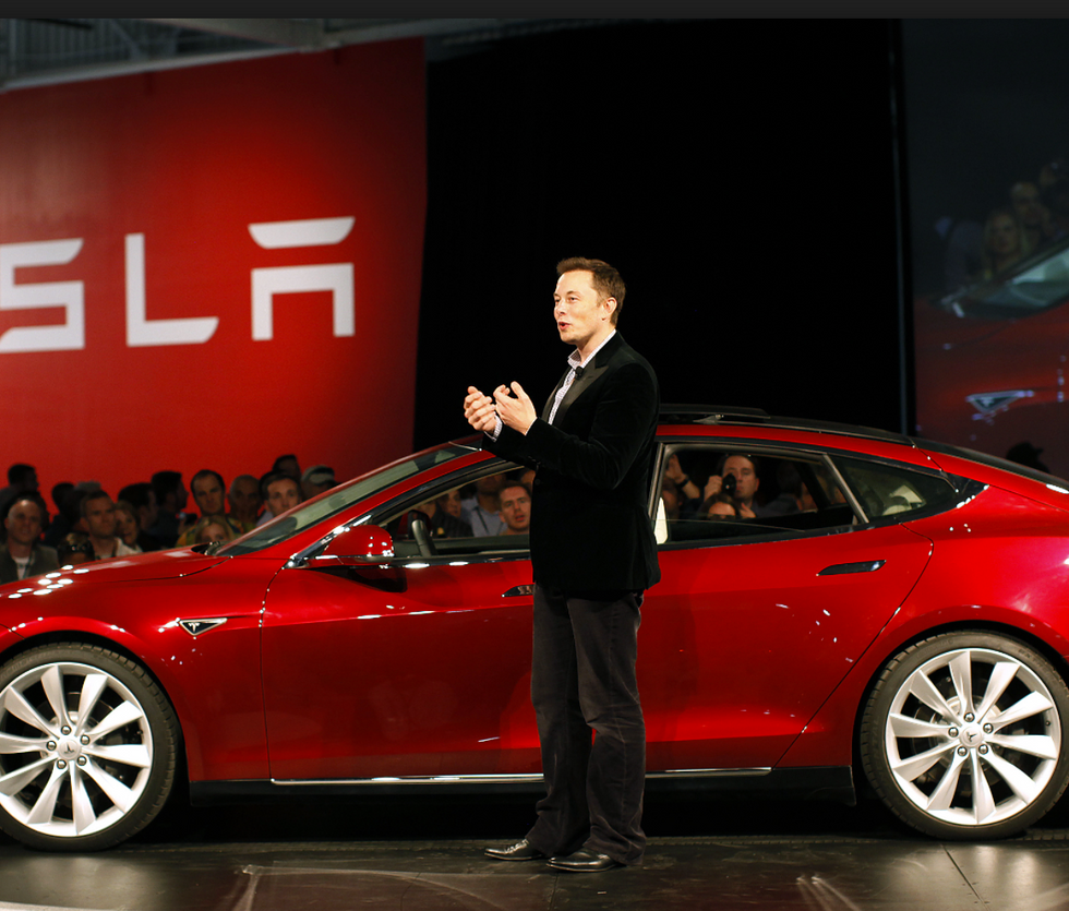 Tesla Beats Ford In A Major Victory For Clean Energy