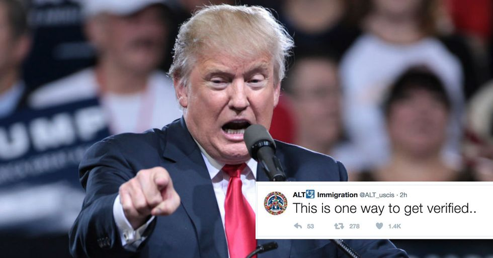 Twitter Sues White House Over Unmasking Of Rogue Anti-Trump Account