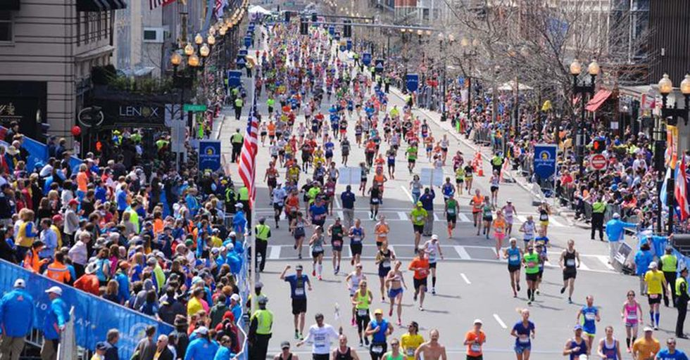 Police Drones Will Patrol Boston Marathon Crowds For Suspicious Activity