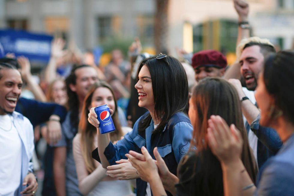 After Hours Of Torturing The Internet, Pepsi Just Pulled Its Scandalous Ad