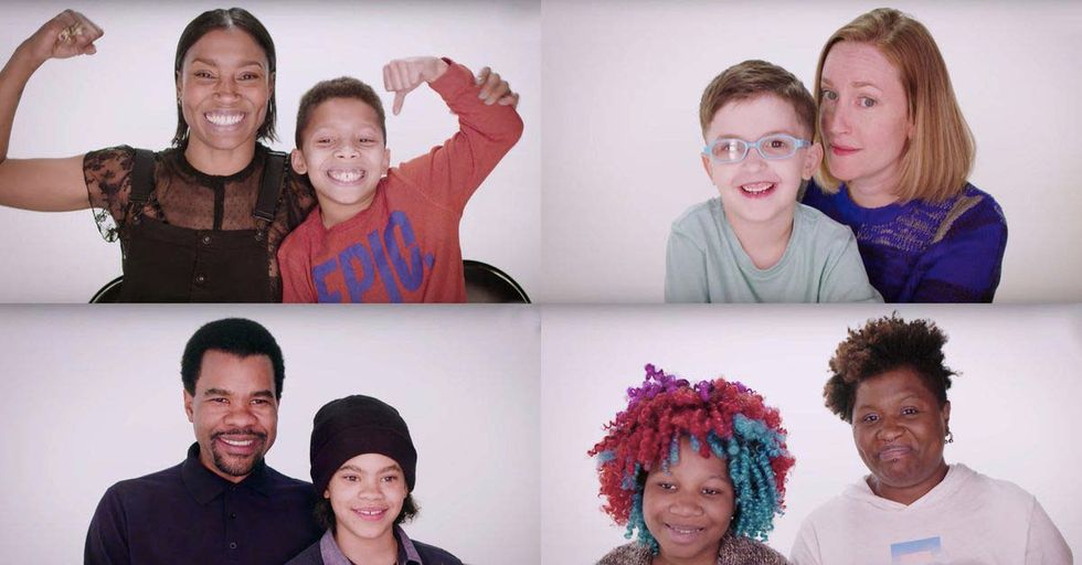 Parents Of Trans Children Unite To Share The Wonderful Affirmations They Offer Their Kids