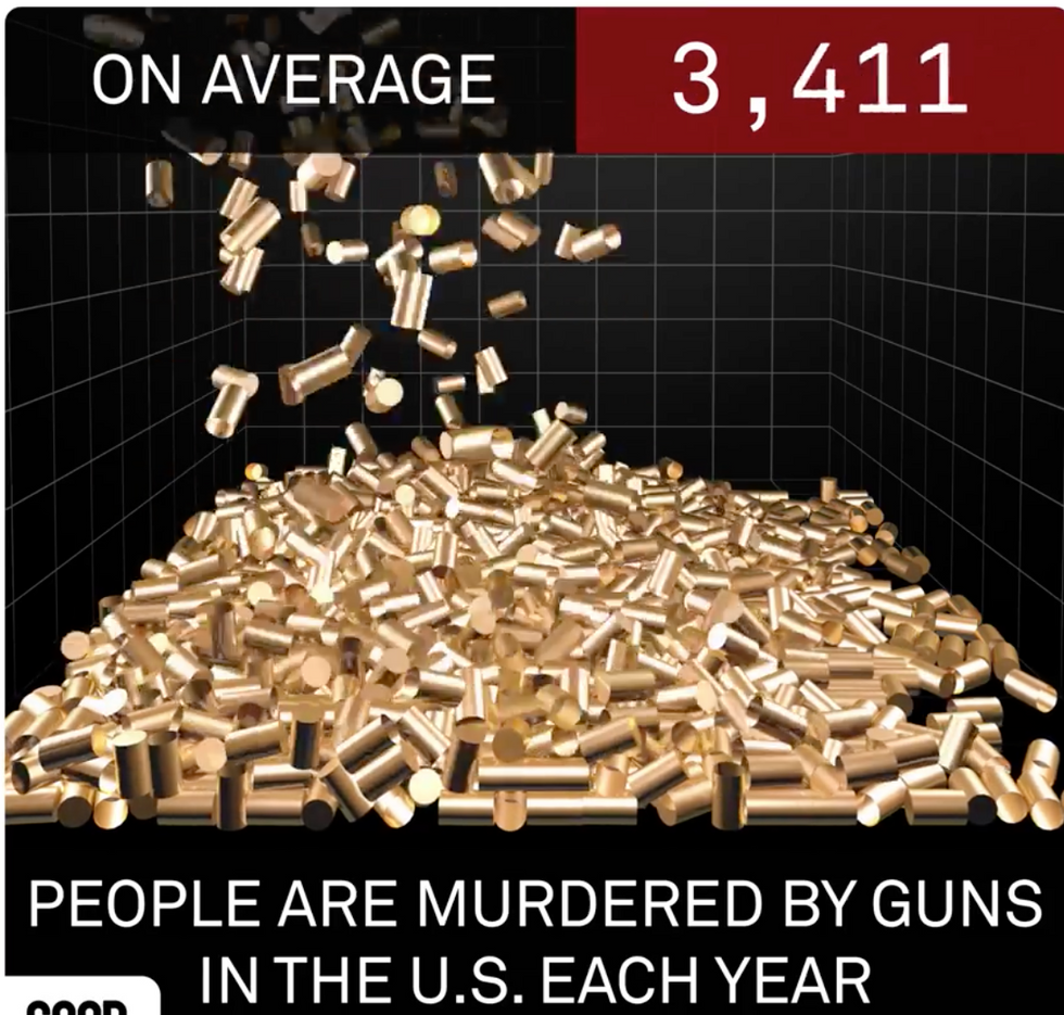The San Bernardino Shootings Are A Painful Reminder Of Gun Tragedies Each Day