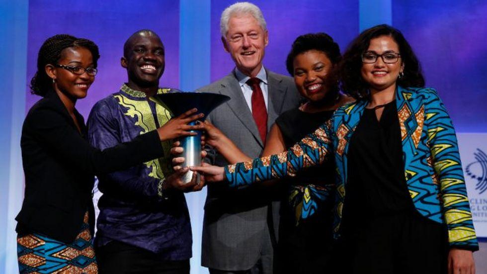 "The $1 Million ""Nobel Prize"" For Social Entrepreneurs Now Dedicated To Refugees"