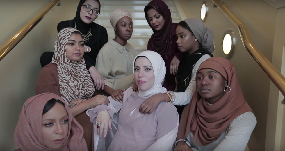 Why This Syrian-American Rapper Wrote A Viral Rap Anthem For Muslim Women