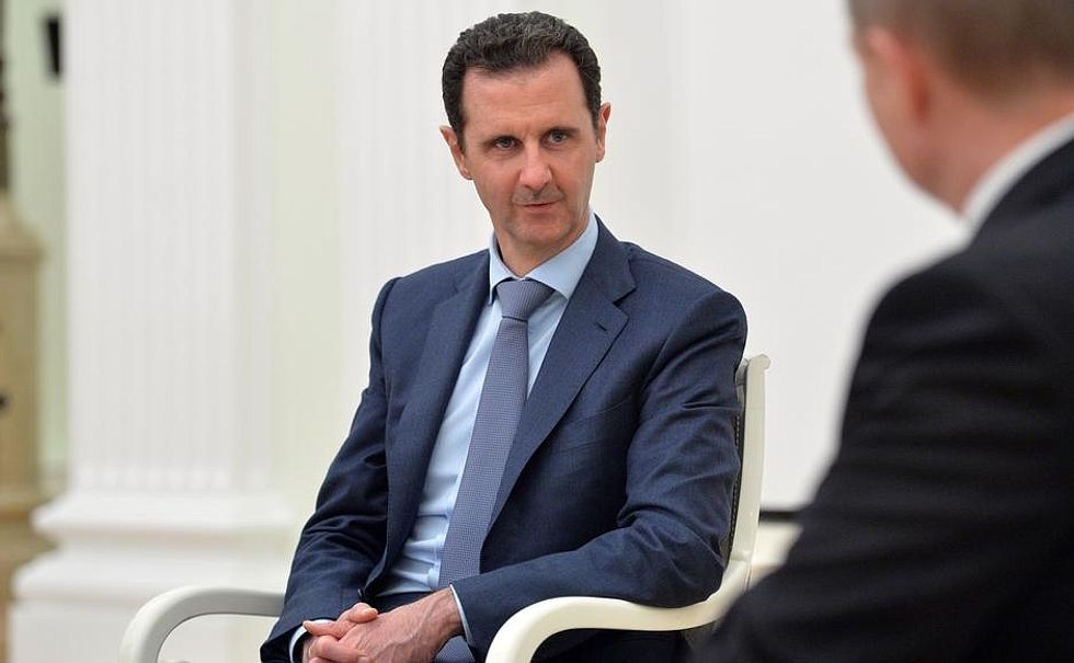 Why Can't America Just Take Down Assad?