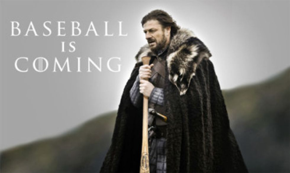 """Why """"Game Of Thrones"""" Is One Of The Best, Weirdest Obsessions In Sports Right Now"""