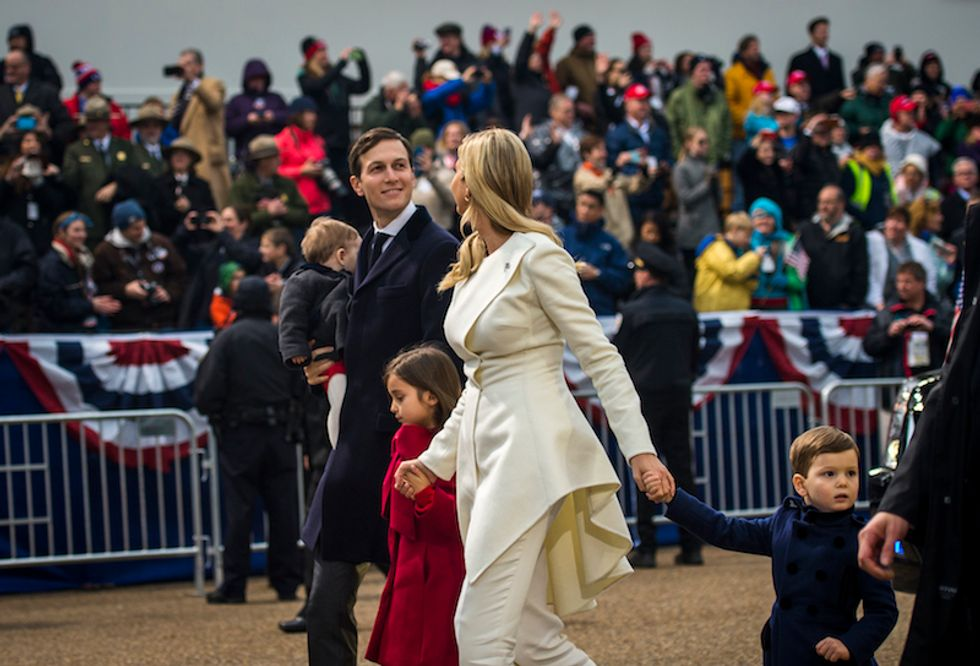 History Proves Ivanka Trump And Jared Kushner Have Too Much Power