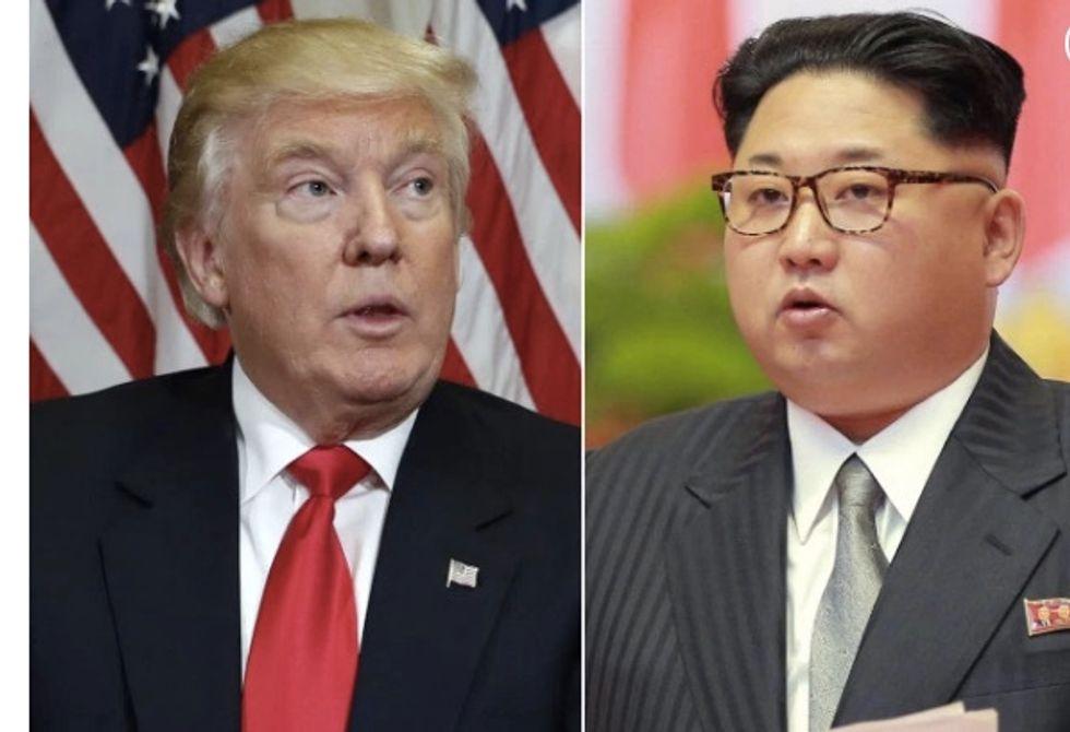 North Korea to Donald Trump: Delete Your Account