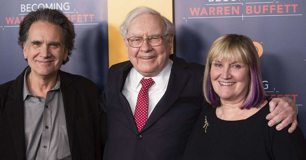 Warren Buffet's Family Has Pledged $90 Million—And Devised An Innovative Way Of Sharing It