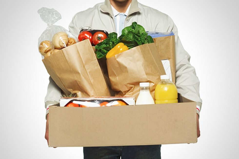 Your On-Demand Groceries Are Costing You