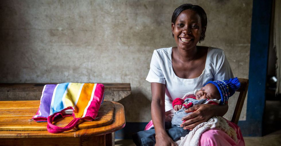 An 'Uber For Pregnant Women' Is Saving Countless Lives In Tanzania
