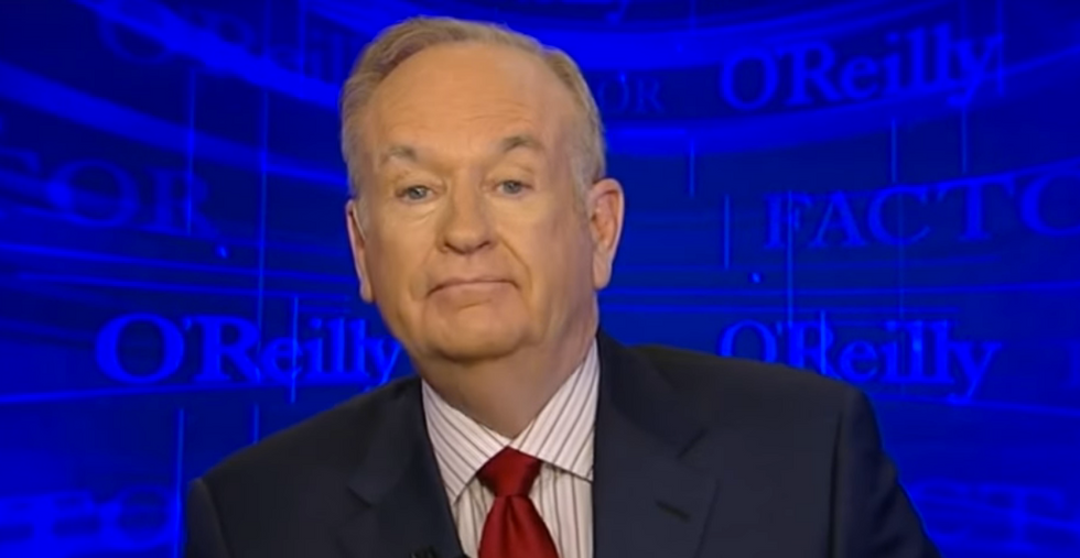Fox Fires Bill O'Reilly While He's Still On Vacation