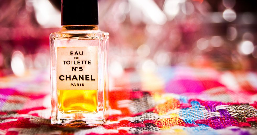 My First Big Paycheck: Why I Spent It On Fancy Perfume