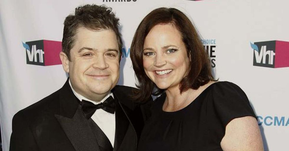 Patton Oswalt's Touching Letter A Year After His Wife's Death Beautifully Reveals His Battle With Grief