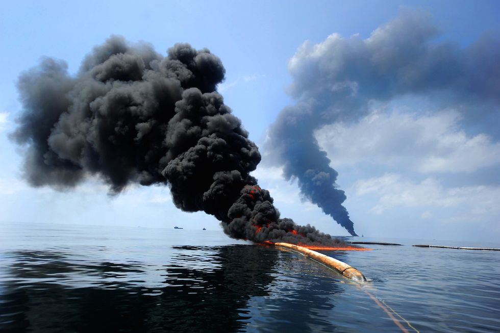 New Report Reveals What We're Willing To Pay To Prevent Another BP Oil Spill