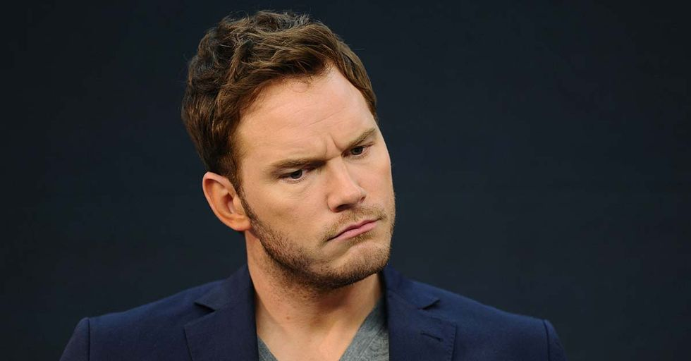 After An Ignorant Remark About Hollywood's Treatment Of Race, Chris Pratt Was Very Quick To Make A Heartfelt Apology