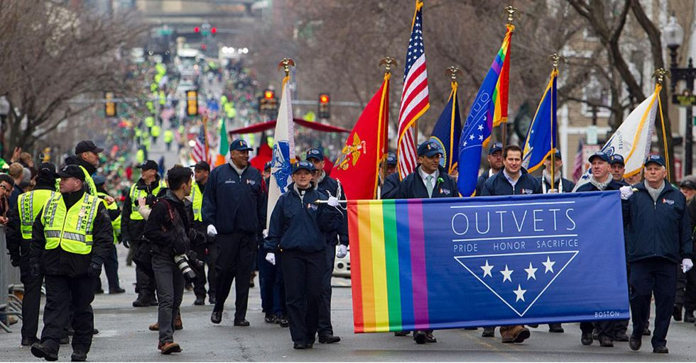 Boston Mayor Urges Boycott After Gay Veterans Are Banned From St. Patrick's Parade