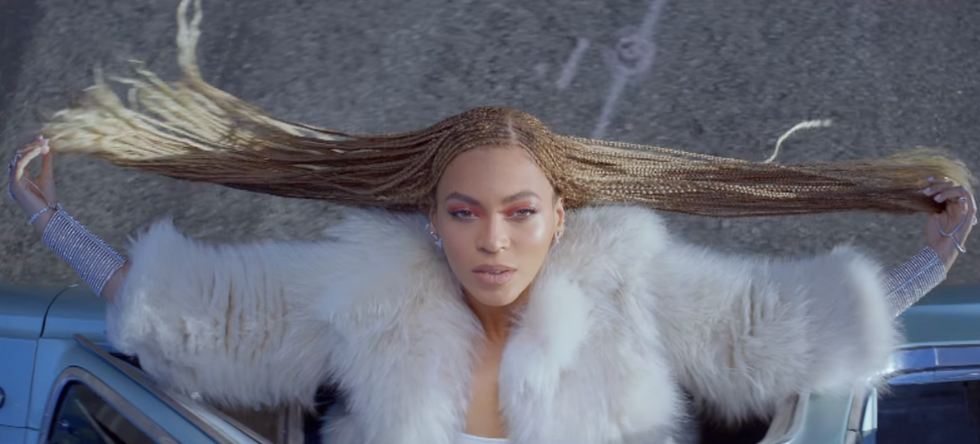 Beyoncé Celebrates 'Lemonade's' One-Year Anniversary In The Best Possible Way