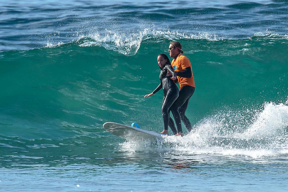 A Deaf-Blind Lawyer Wants to Know Why Surfboards Are Safer Than Classrooms