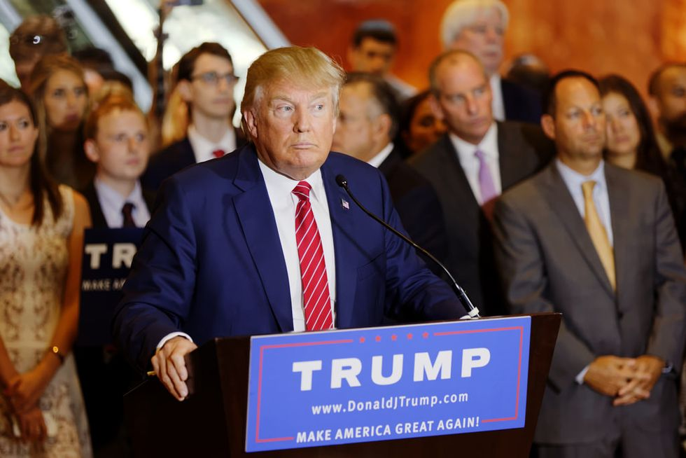 Why Donald Trump Has Struggled So Mightily During His First 100 Days
