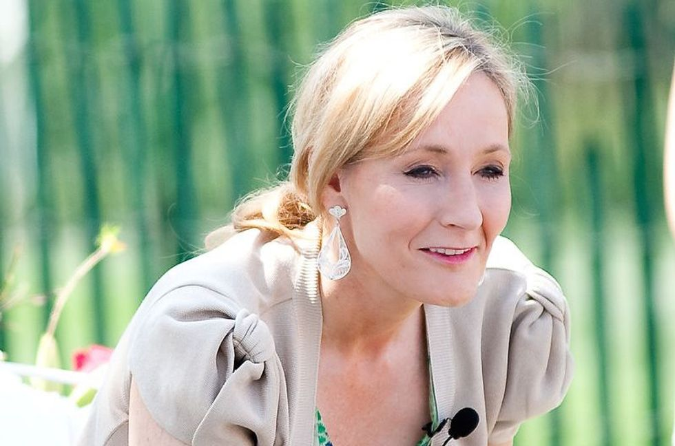 We Could All Use J.K. Rowling's Advice To Her Younger Self