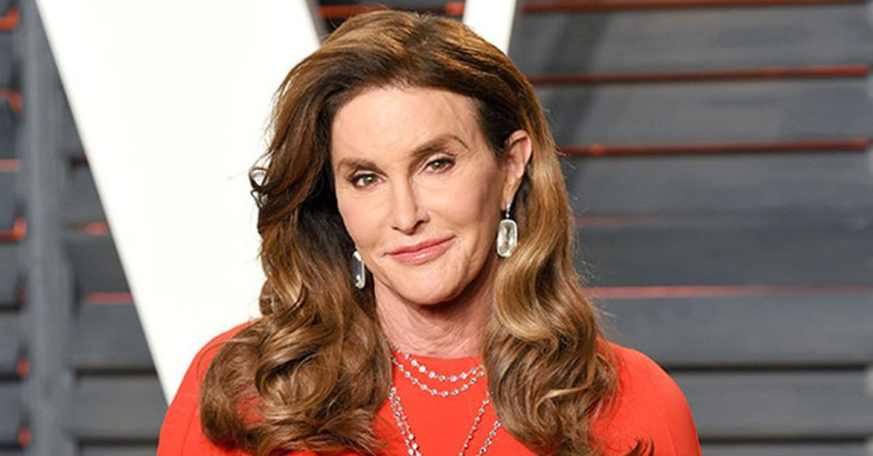 Caitlyn Jenner, Who Voted For Trump, Said She Would Defeat Him In Golf