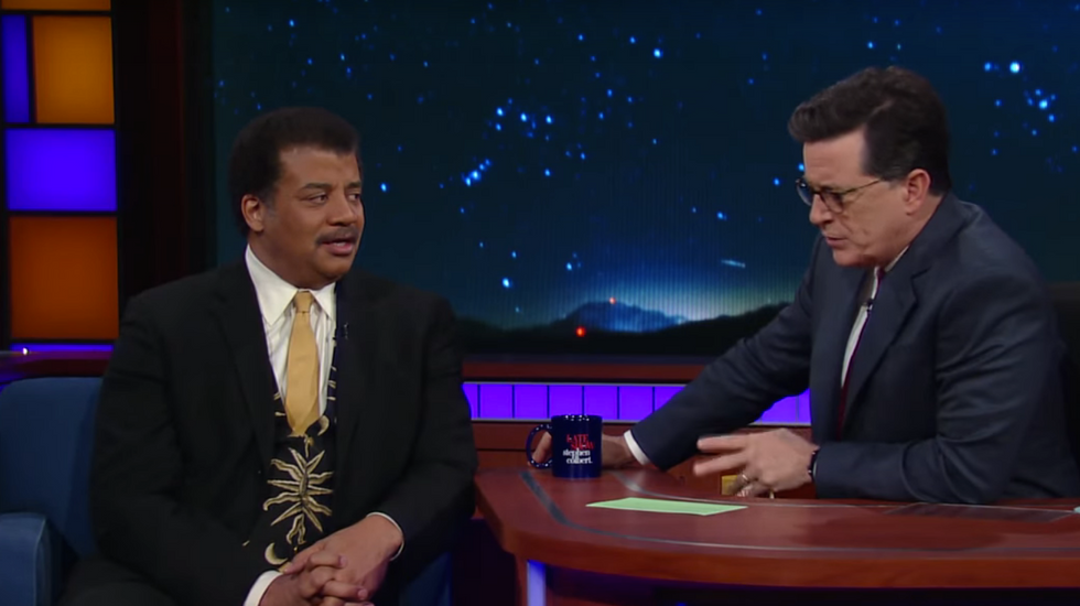 Neil deGrasse Tyson Explains Why It's Ok To Be Insignificant