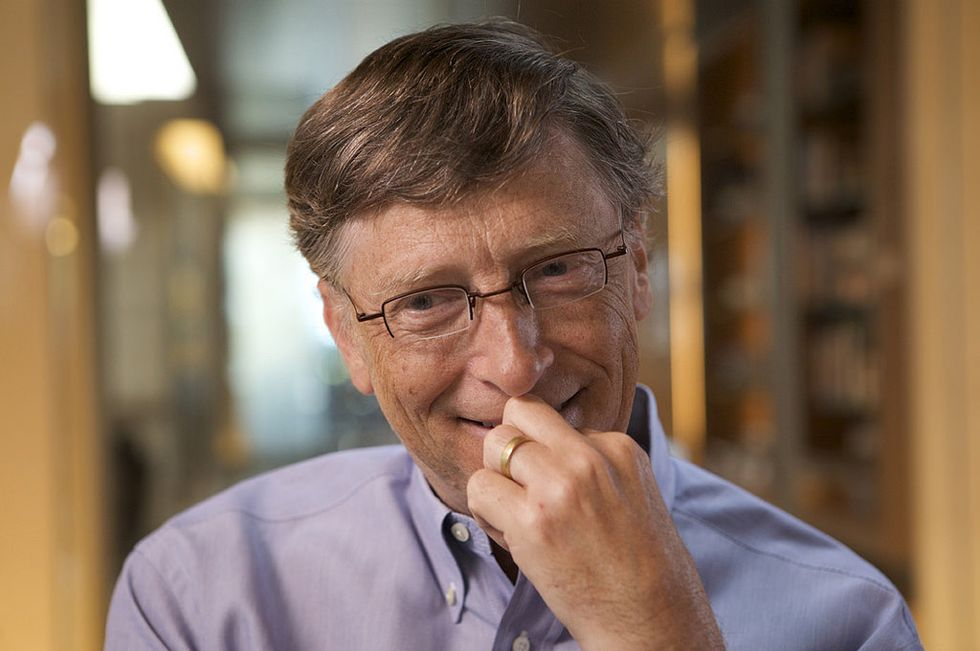 Bill Gates Explains The 'Safest' Age To Give A Kid A Cellphone