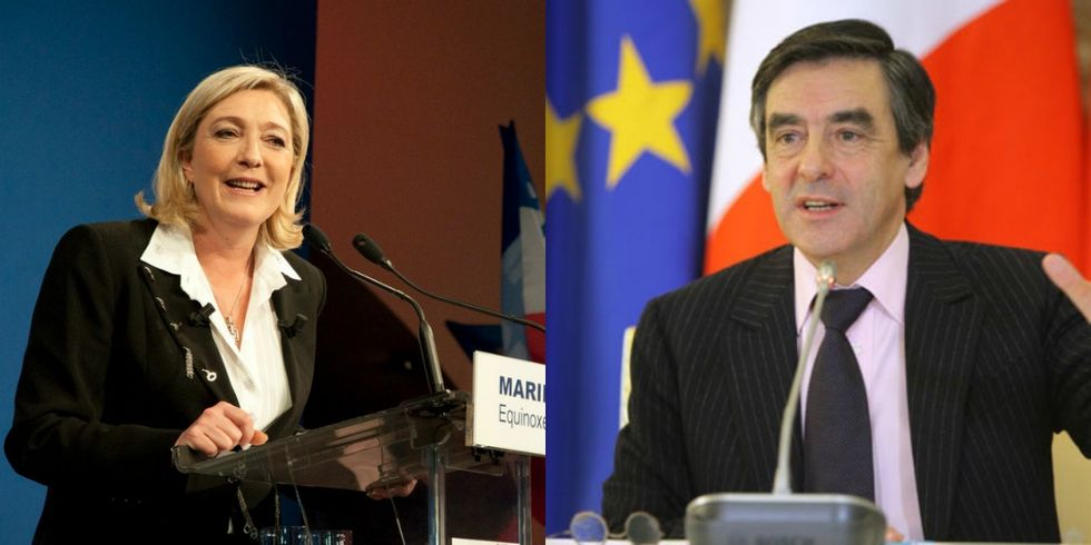 Just Days Before Final Vote, French Presidential Candidate Plagiarizes Speech