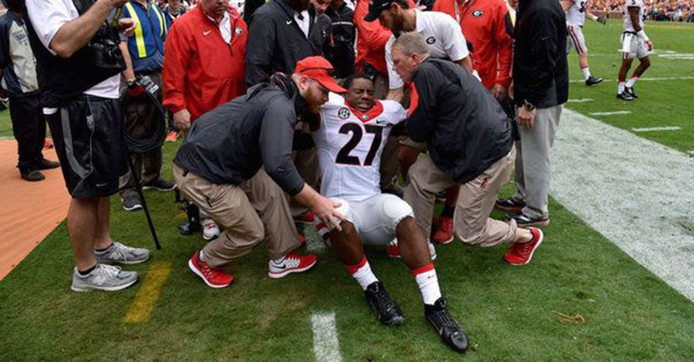 College Athletes Are Now Protecting Themselves With'Career Protection' Insurance Policies