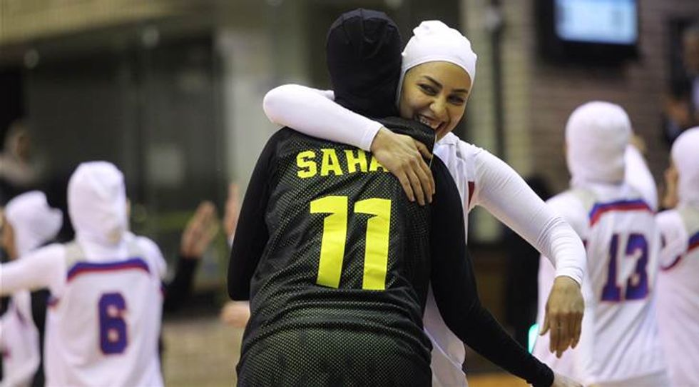 Basketball's Governing Body Changes Rules To Allow Players To Wear Hijabs
