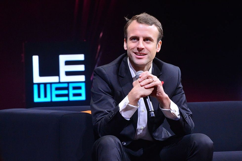 This Is The Beginning Of A Long Struggle For Emmanuel Macron