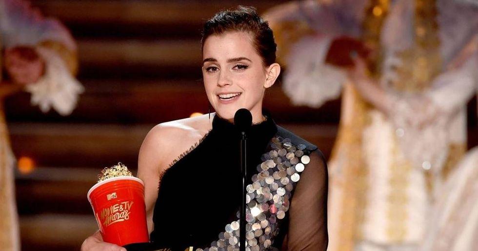 Emma Watson Wins The First Gender-Neutral Acting Award Given At A Major Awards Show