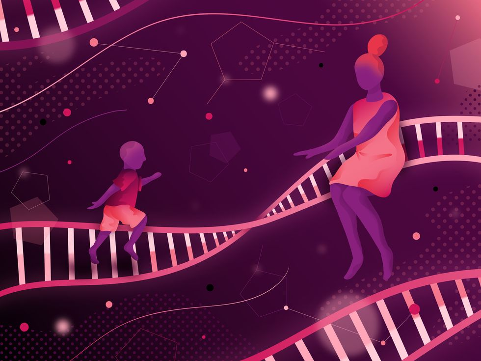 DNA Detectives Can Help Track Down The Family You Never Knew You'd Lost