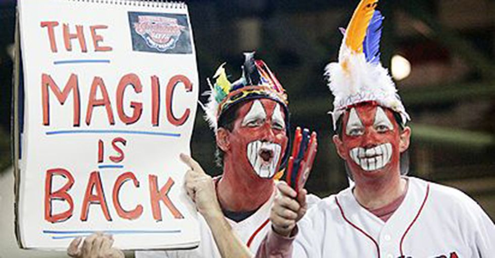 Cleveland Indians Owner Outlines An Inexplicably Long Timeline To Drop Racist Logo